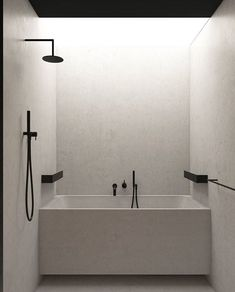 105 Inspirational examples of contemporary interior design . - 105 Inspiring examples of contemporary interior design 105 inspiring examples of c - Minimalist Bathroom Design, Minimalist Interior, Minimalist Design, Minimal Bathroom, Bad Inspiration, Bathroom Inspiration, Contemporary Interior Design, Bathroom Interior Design, Kitchen Interior