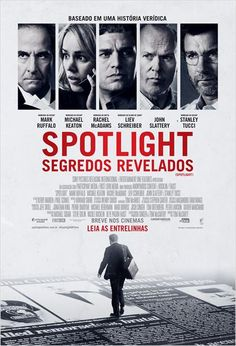 Spotlight – Segredos Revelados : Poster