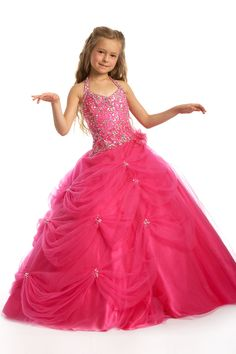 Girl's Pageant Dresses by Rsvp Prom and Pageant
