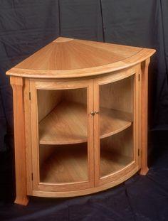 Corner Cabinet - mount on wall?