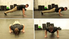 You're Doing Your Push-Ups Wrong