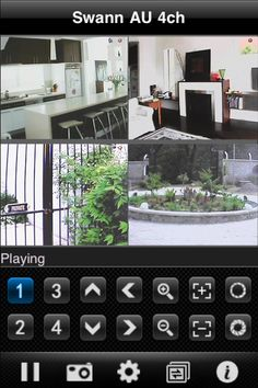 Get a Home Security App for your Mobile Phone.