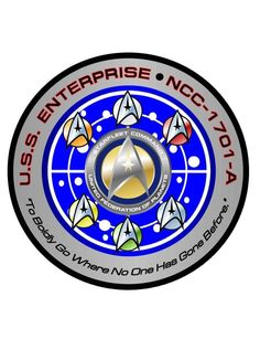Enterprise 1701 Insignia by viperaviator on DeviantArt