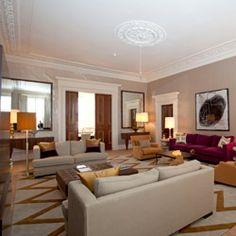 The Atholl, Serviced Apartment, Edinburgh. By Ian Smith Design