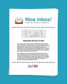 email template design google search