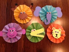 Creative Arts And Crafts, Diy Crafts For Kids, Pig Crafts, Paper Crafts, Owl Wallpaper Iphone, Diy Birthday Decorations, Paper Animals, Fathers Day Crafts, Toddler Gifts