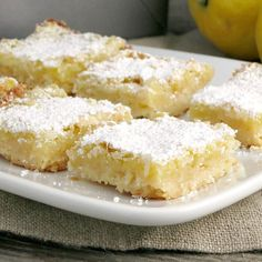 Grandma's Lemon Bars