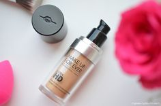 MUFE Ultra HD foundation in either #230 or #120