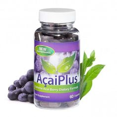 Acai Plus Extreme Acai Berry Complex (1 Month Supply)