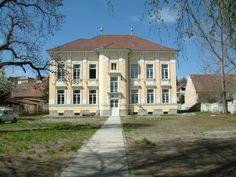 Liceul de artă Plugor Sándor (1904-1905), fost liceu de stat, strada Kossuth Lajos 11, Sfântu Gheorghe Castles, Mansions, Architecture, House Styles, Image, Home Decor, Mansion Houses, Arquitetura, Decoration Home