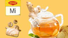 Ingwer ist nicht nur als Gewürz beliebt, sondern schmeckt auch super als Tee! Mehr interessante Fakten zu der Knolle findest du in unserem Video.