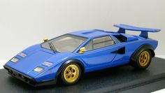 LAMBORGHINI COUNTACH LP500S W.WOLF #2 LATER VERSION