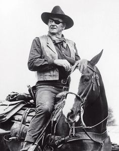 "John Wayne in ""True Grit"" (1969) Il Grinta"