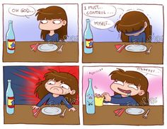 Some comics that basically describe my life... - Imgur