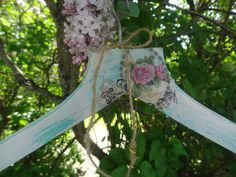 Hey, I found this really awesome Etsy listing at https://www.etsy.com/uk/listing/400088435/romantic-wooden-hanger-decoupage-shabby