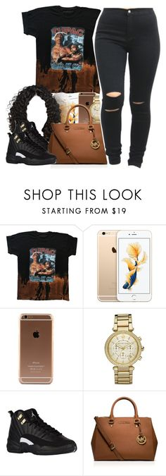 """Untitled #61"" by trapanese-kids ❤ liked on Polyvore featuring Michael Kors and MICHAEL Michael Kors"