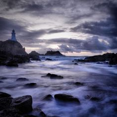 corbiere - Jersey, Channel Islands, UK. I love Jersey and visiting my relatives there.