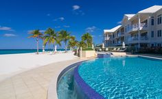The Pinnacle, Grand Cayman. One of Seven Mile Beach's finest low density complexes.  #CaymanIslands #realestate #Sothebysrealty