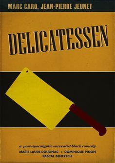 Delicatessen by Santhi Thomaidi