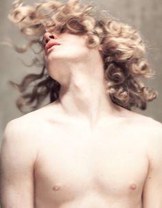 Matthew Cunningham by Cecilie Harris