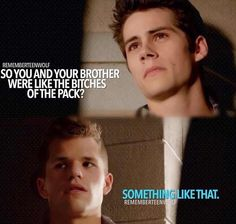 This was funny #TeenWolf