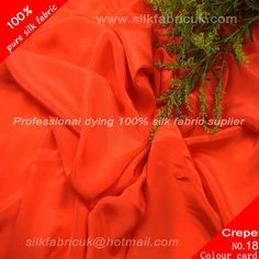 16mm silk crepe de chine fabric-rust red http://www.silkfabricuk.com/16mm-silk-crepe-de-chine-fabricrust-red-p-443.html