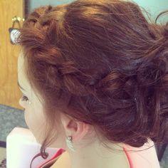 Prom Hair #HairBySavannahJo
