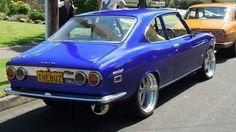 MAZDA RX-2 coupe