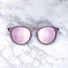 - UV 400 - Metallic Wood Frames - Polycarbonate Mirror Lens