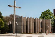 Capela universitária - PUC Câmpus Curitiba