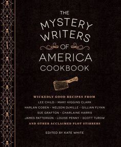 The Mystery Writers of America Cookbook (Hardcover) BRAND NEW! FREE SHIPPING!