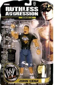 WWE Ruthless Aggression Series 31: John Cena