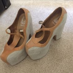 Size 7 limited edition by Jeffrey Campbell Stunning shoes! Must have Jeffrey Campbell Shoes