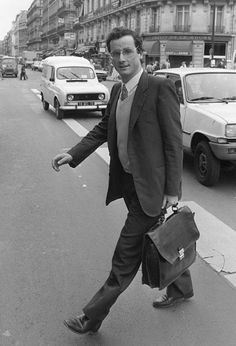 François Hollande le 26 mai 1981