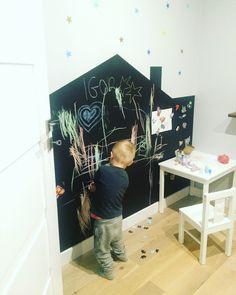 Znalezione obrazy dla zapytania pomysł na rysowanie na ścianę dla dziecka