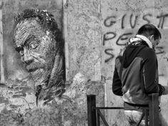 "Viaggi con ricordi: ROMA: ""street art""! (1)"