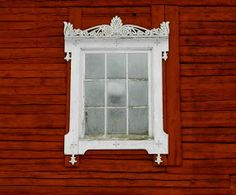 Beautiful craftsmanship. Old Windows, Beautiful Buildings, Shutters, Old Houses, Woodworking, Cottage, Exterior, Architecture, Inspiration