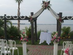 Weddings -  Herrington on the Bay - Flowers by Creative Floral, Silver Spring, MD