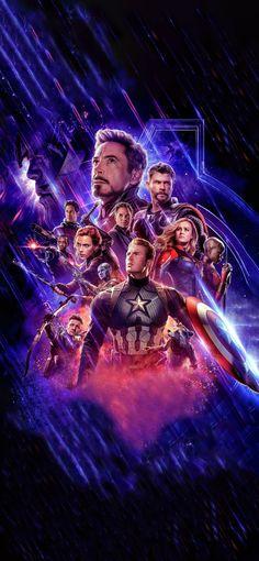 Avengers: Endgame Textless Phone Wallpaper : marvelstudios