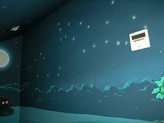 capricorn-virgo-stars-mural.jpg 700×525 pixels