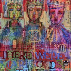 Lynne Perella.  http://www.lkperrella.com/