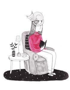 Trabajo personal … Personal illustrations