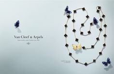 Van Cleef & Arpels – Even Nature Would Be Charmed | The Inspiration Room