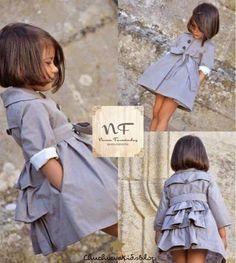 Many # like # can # be # found on the # Fairytale # Spring # / # 2015 # # # # fairy tale # # – kinder mode Dresses Kids Girl, Little Girl Outfits, Little Girl Fashion, Cute Little Girls, Kids Fashion, Fashion Spring, Mode Lolita, Robes Vintage, Vestidos Vintage