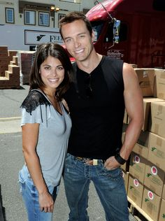 "Eric Martsolf - 37th Annual Daytime Emmy Awards' ""Daytime Gives Back"""