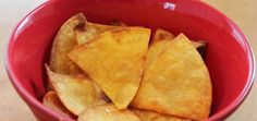 Get Your Crunch On: Make Your Own Tortilla Chips In 30 Seconds