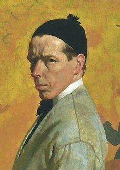 William Orpen self portrait