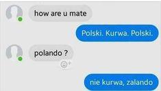 Czesto to robie lol Funny Sms, Funny Messages, Wtf Funny, Memes Humor, Jokes, Funny Images, Funny Pictures, Funny Lyrics, Polish Memes