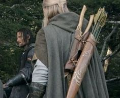 Legolas' Quiver=Awesome!!!  I would love this!