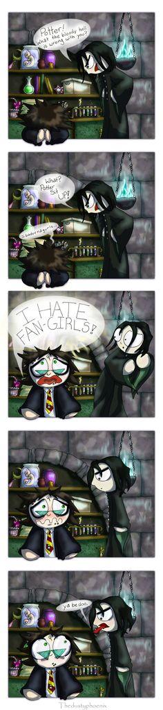 I Hate Fangirls by ~thedustyphoenix on deviantART